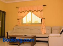 Villa Beach Avepozo Lome - Lomé - Huiskamer
