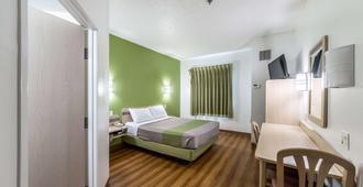 Motel 6 San Antonio South - סן אנטוניו - חדר שינה