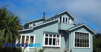 Captain Eady's Lookout - Dunedin - Building