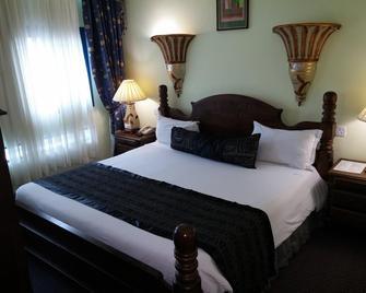 Imperial Resort Beach Hotel - Ентеббе - Bedroom
