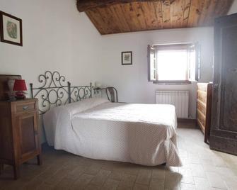 Agriturismo Acquacalda - Montone - Bedroom