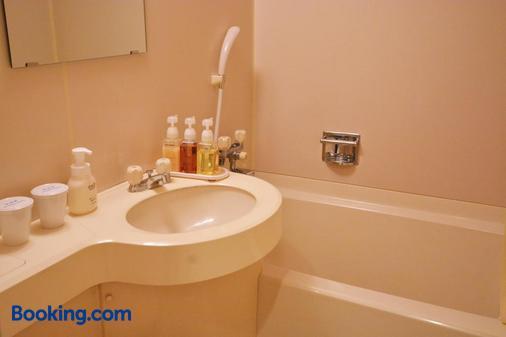 Nikko Tokino Yuu - Nikkō - Bathroom