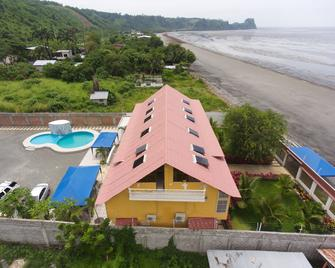 Hotel Soberao - Esmeraldas - Edificio