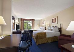 Wingate by Wyndham Augusta/Fort Gordon - Augusta - Bedroom