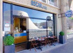 Oscar Hotel - Le Havre - Makuuhuone