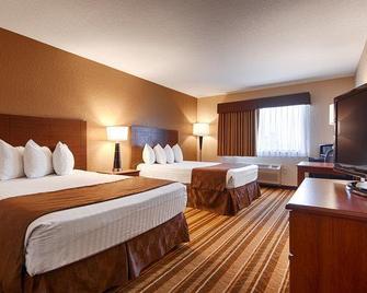 Best Western Regency Inn - Marshalltown - Спальня