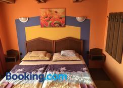 Fehérló Vendégház & Restaurant - Bük - Bedroom