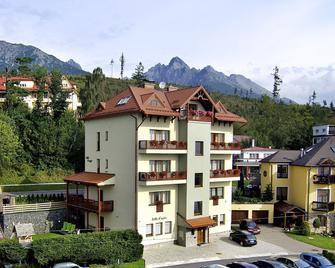 Villa Krejza - Высоке Татры - Здание