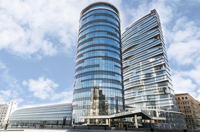 QafqaZ Baku Sport City Hotel - Baku - Building