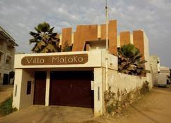 Villa Malaka - Dakar - Budynek