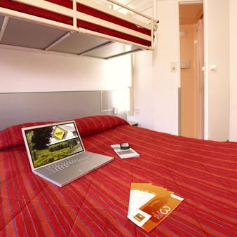 Premiere Classe Brive La Gaillarde Ouest - Brive-la-Gaillarde - Phòng ngủ