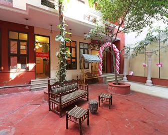 Oyo 311 City Stay Hotel - Noida - Patio
