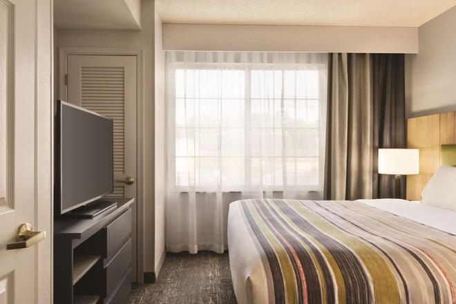 Country Inn & Suites by Radisson, Hagerstown, MD - Hagerstown - Bedroom