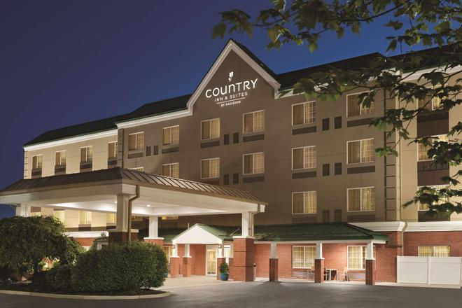 Country Inn & Suites by Radisson, Hagerstown, MD - Hagerstown - Building