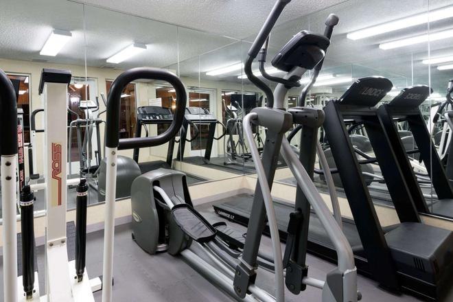 Baymont by Wyndham Columbus/Rickenbacker - Columbus - Gym