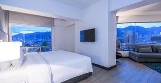 NH Bogotá Urban 26 Royal - בוגוטה - חדר שינה