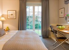 Relais & Châteaux Landhaus Stricker. - Sylt - Bedroom