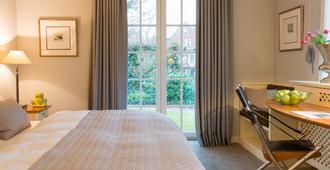 Relais & Châteaux Landhaus Stricker - Sylt - Chambre