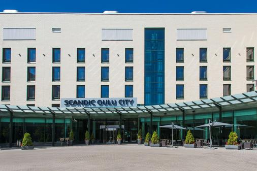 Scandic Oulu City - Oulu - Building
