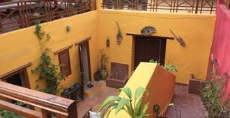 Maison Augustin LY - Dakar - Patio