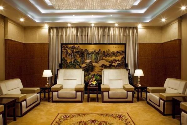 Lanzhou Jinjiang Sun Hotel - Lanzhou - Lounge