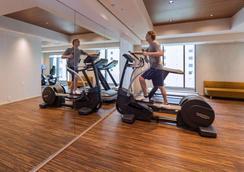 Marunouchi Hotel - Tokyo - Gym