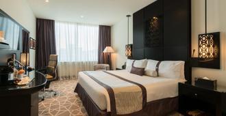 Holiday Inn Dubai - Al Barsha - דובאי - חדר שינה