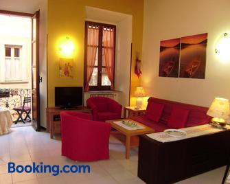 Appartamenti Orta - Orta San Giulio - Wohnzimmer