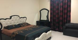 Furnished Studio For Holiday Homes - Dubai - Schlafzimmer