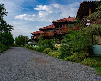 Pousada e Restaurante Amazonia - Alter do Chão - Вигляд зовні