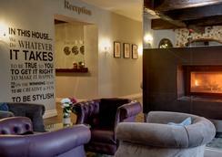 Best Western Plus The Croft Hotel - Darlington - Σαλόνι ξενοδοχείου