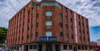 Hotel Acuario de Veracruz - Veracruz - Edificio