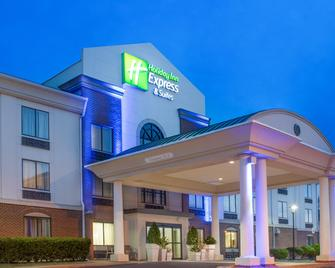 Holiday Inn Express Hotel & Suites Easton - Easton - Building