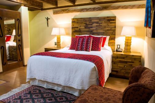 Casa Santa Lucia - San Cristóbal de las Casas - Bedroom