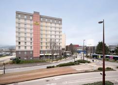 B&b Hotel Grenoble Centre Alpexpo - Grenoble - Building