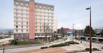 B&b Hotel Grenoble Centre Alpexpo - Grenoble - Gebäude