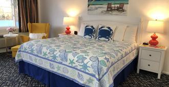 水手汽車旅館 - 法爾茅斯 - 法爾默斯 - 臥室