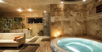 Ararat All Suites Hotel Klaipeda - Klaipėda - Gym