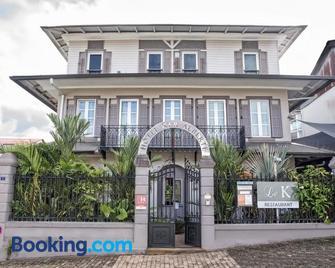 Hotel Ker Alberte - Cayenne - Gebäude