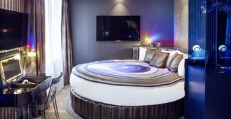 Hôtel Déclic - פריז - חדר שינה