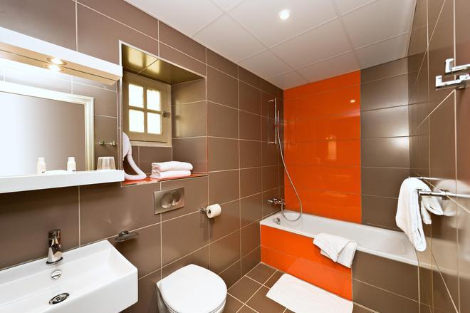 基里亞德奧蘭奇中央酒店 - 歐宏吉 - 奧蘭治 - 浴室