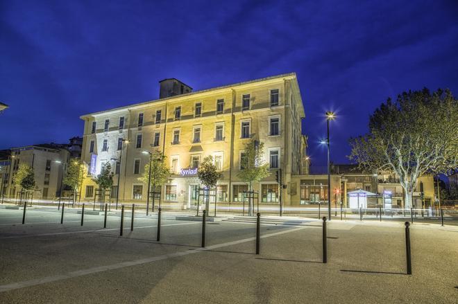 基里亞德奧蘭奇中央酒店 - 歐宏吉 - 奧蘭治 - 建築