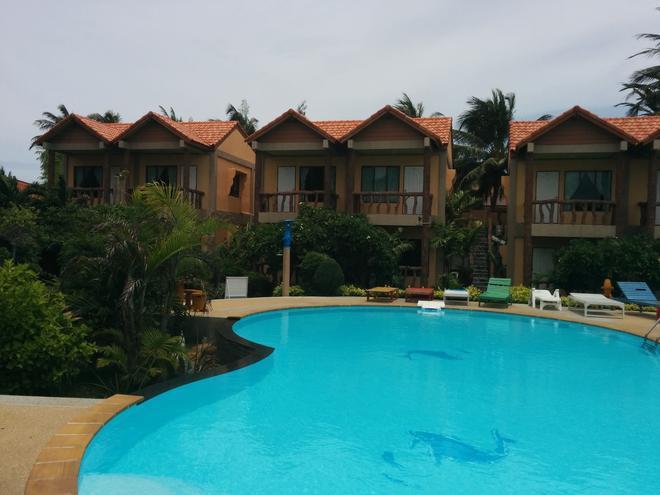 Friendly Resort & Spa - Ko Pha Ngan - Pool
