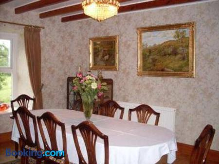 Yellow House - Hexham - Dining room