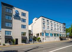 Best Western Dorchester Hotel - Nanaimo - Building