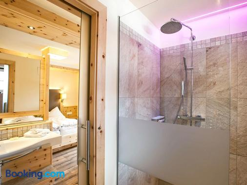 Wohlfühl Hotel-Garni Robert - Mayrhofen - Bathroom