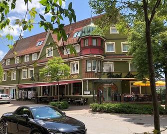 Hotel Linde - Donaueschingen - Gebäude