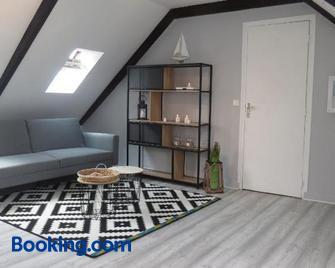 Bel appartement paimpol - Paimpol - Sala de estar