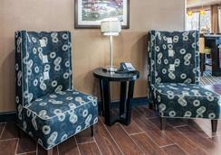 Comfort Inn Blue Ash North - Blue Ash - Recepción
