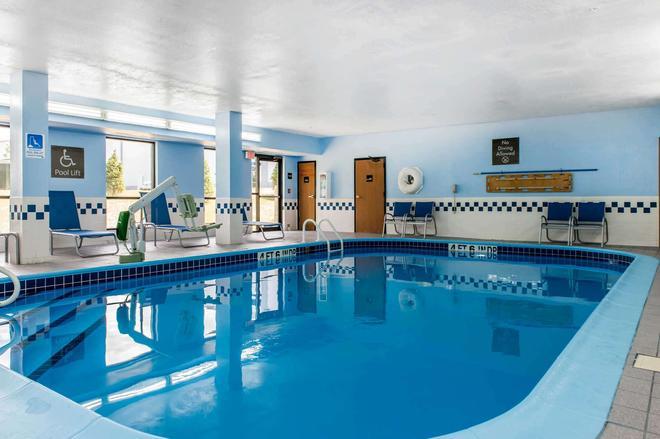 Comfort Inn Blue Ash North - Blue Ash - Piscina